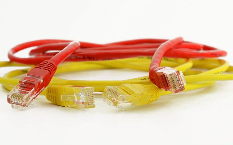 Kabel der Telefontechnik
